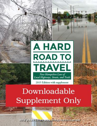 2019 Hard Road to Travel Supplement