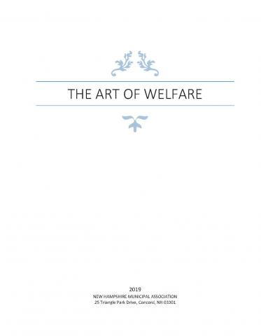 2019 Art of Welfare
