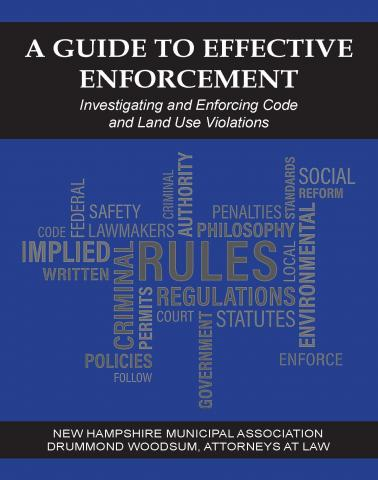 Code Enforcement Cover