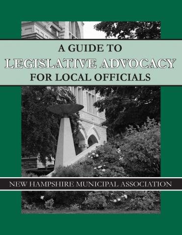 Guide to Legislative Advocacy cover