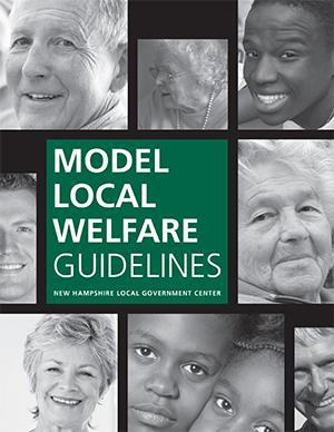 Model Local Welfare Guidelines (2012)