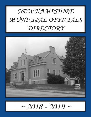 2018-2019 Municipal Officials Directory