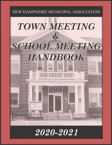 2020-2021 Town Meeting and School Meeting Handbook