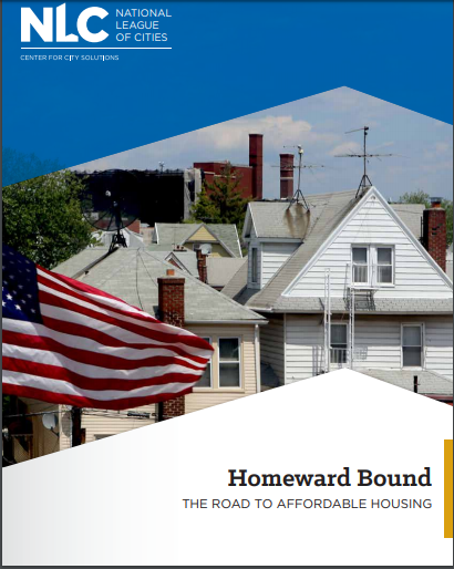 NLC Housing Report Cover